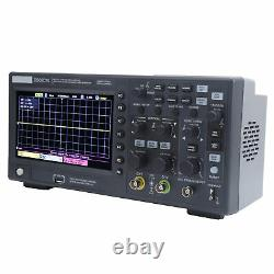 Hantek Oscilloscope DSO2D10 1GSa/s 2CH Digital Storage 100MHz 7in TFT LCD Screen