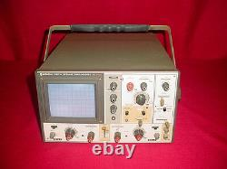 Hitachi VC-6015 2 Channel 10MHz/100KHz 8-Bit Digital Storage Oscilloscope