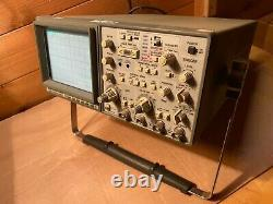 Hitachi VC-6045A Digital Storage Oscilloscope