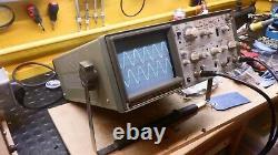 Hitachi Vc 6023 Analogue scope with digital storage