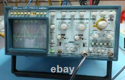 ITT Instruments OX 7520 Metrix Dual Channel Digital Storage Oscilloscope