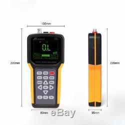 JDS2012A Handheld Digital Storage Oscilloscop TFT LCD Multimeter 20MHz 200MSa/s