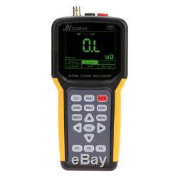 JDS2012A TFT Handheld LCD Digital Storage Oscilloscope 20MHz Multimeter 200MSa/s
