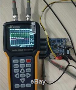 JDS2022A Multimeter Oscilloscope TFT LCD Digital Storage 200MSa/s 20MHz 2channel