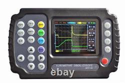 JINHAN ADO104 Automotive Oscilloscope, Handheld Digital Storage Oscilloscope