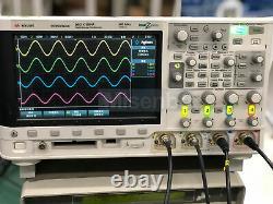 Keysight Agilent DSO-X 3054A Digital Storage Oscilloscope 4CH 500 MHz 4 GSa/s