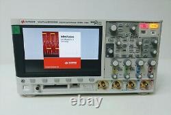 Keysight DSOX3034A Digital Storage Oscilloscope 350Mhz 4GSa/s