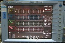 Lecroy LT584 1GHz 4GS/s 4-CH Waverunner-2 Digital Storage Oscilloscope