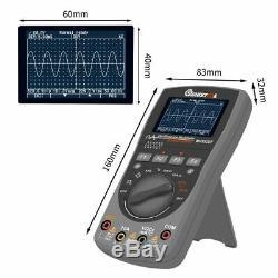 MUSTOOL MDS8207 40MHz 200Msp Digital Storage Oscilloscope Multimeter