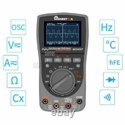 MUSTOOL MDS8207 40MHz 200Msp Digital Storage Oscilloscopes Multimeter Scopemeter