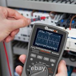MUSTOOL MDS8207 Intelligent Digital Storage Scopemeter Multimeter DMM AC/D