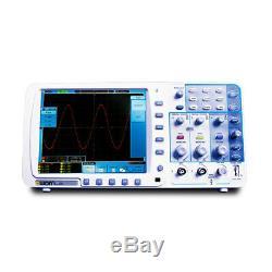 Memory Digital Storage Oscilloscope Owon SDS6062-V 60MHz 2Ch 8 +VGA+Battery