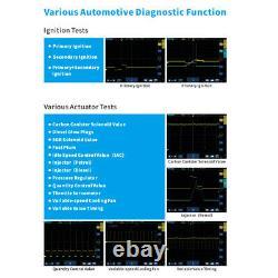 Micsig Digital Tablet Storage Oscilloscope 100MHz 4CH ATO1104 100-240V