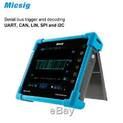 Micsig Digital Tablet Storage Oscilloscope 100MHz 4CH TO1104 Touchscreen