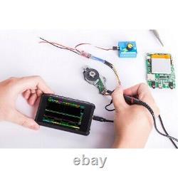 Mini DS212/3 Digital Storage Oscilloscope 4CH Portable Handheld 15MHz 100MSa/s