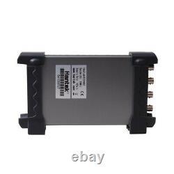 NEW Hantek 6074BC PC USB Digital Storage Oscilloscope 70Mhz 64K 4Ch 1GSa/s Win10