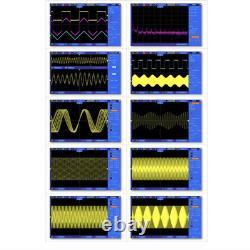 NEW USB Digital Storage Oscilloscope 2 Channels 100MHz 1GSa/s inm