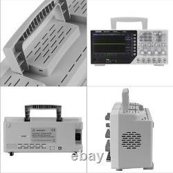 New Hantek DSO4254C Digit Storage Oscilloscope 4CH 250MHz Signal Source 1GSa/s