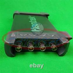 New Hantek PC USB Digital Storage Virtual Oscilloscope 6104BD 100MHz 1GSa/s 4CH