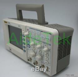 New RIGOL Portable Digital Storage Oscilloscope DS1052E USA Warranty