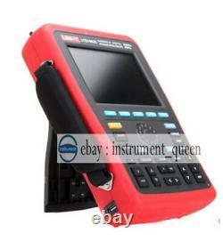 New UNI-T Handheld Digital Storage Oscilloscopes UTD1062C 60Mhz + Multimeter
