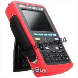 New UNI-T Handheld Digital Storage Oscilloscopes UTD1062C 60Mhz Multimeter