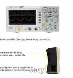 OWON SDS1022 20MHz 100MS/S Preiswert Pädagogische Digital Storage Oszilloskop