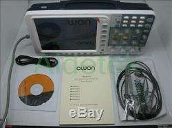 OWON Smart DS Series Deep Memory 2-channel Digital Storage Oscilloscope SDS6062