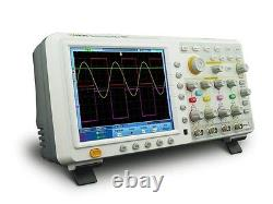 OWON TDS8104 4 Kanal 100MHz Oszilloskop digital storage Speicher Oscilloscope