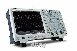OWON XDS XDS3202A Measurement 200Mhz 1G Storage Oscilloscope 12 bits ADC 40M re