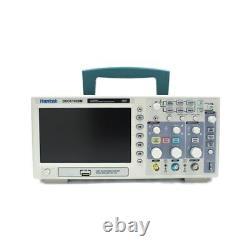 Osciloscopio Portable PC Based Lcd Digital Multimeter USB 100MHz 2CH Storage