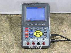 Owon HDS2062M-N 60MHz Handheld 2-in-1 Digital Storage Oscilloscope/Multimeter