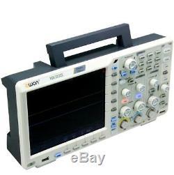 Owon XDS Series XDS3202E Digital Storage Oscilloscope 200Mhz Decoding Kit