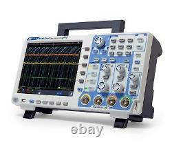 Peaktech P1340 Digital Storage Oscilloscope 60MHz 4 Channel 1 GS/s DSO