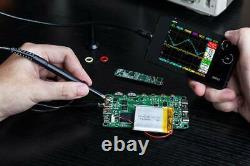 Portable Mini ARM DS212 Digital Storage Oscilloscope Two Channels sample 10msa/s