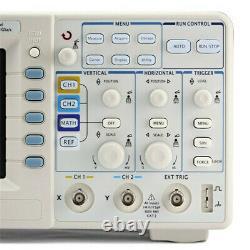 RIGOL DS1052E Digital Oscilloscope 2 analog channels 50MHz bandwidth 1GSa/s Sam