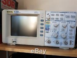 Rigol DS1052E Digital Storage Oscilloscope, 2 Channel, 50 MHz Bandwidth
