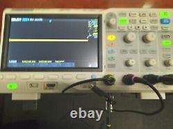 Siglent SDS1104X-E White 100 MHz Digital Storage Super Phosphor Oscilloscope