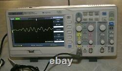 Siglent SDS 1102CML+ Color Digital Storage Oscilloscope 100 Mhz