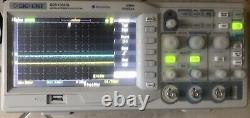 Siglent Technologies SDS1052DL 50 MHz Digital Storage Color Oscilloscope. VGC