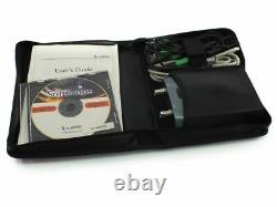 SoftDSP SDS 200 Portable PC-based Digital Storage Oscilloscope (DSO)