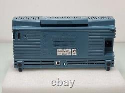 TEKTRONIX TBS1052B-EDU 50Mhz, 2 CH, 1 GS/s DIGITAL STORAGE OSCILLOSCOPE