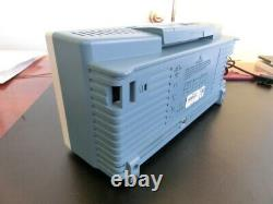 TEKTRONIX TDS2024B Digital Storage Oscilloscope w probes & USB Drive Tested