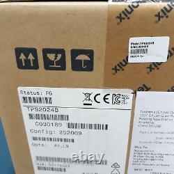 TEKTRONIX TPS2024B Oscilloscope Digital Storage 200MHz 2GS/s 4 Isolated Channel