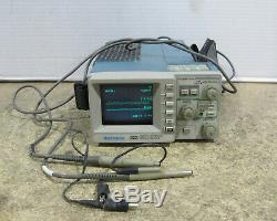 Tektronix 222 2-Channel Digital Storage Oscilloscope with Probes Tested & Working