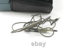 Tektronix 222 Portable Digital Storage Oscilloscope with (1)Probes & bag