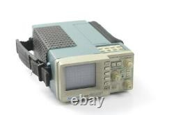 Tektronix 222 Portable Digital Storage Oscilloscope with Probes