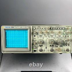Tektronix 2230 Digital Storage Oscilloscope 100 MHz READ BELOW