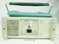 Tektronix 2232 100 MHz Digital Storage Oscilloscope with Probes