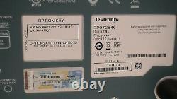 Tektronix DPO7254C 4Ch 2.5GHz 40GS/s 20M/Ch Digital Storage Oscilloscope WIN 7